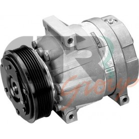 1201129 - COMPR. DELPHI-HARRISON V5 OPEL-RENAULT PV6 125mm