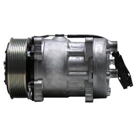 1201264 - COMPR. SANDEN SD7H15 MAN PV8 119mm 24v