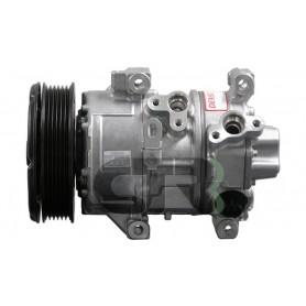 1201268 - COMPR. DENSO 5SE12C TOYOTA PV6 125mm 12v DCP50114
