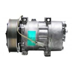1201297 - COMPR. SANDEN SD7H15 RENAULT TRUCKS PV8 132mm 24v
