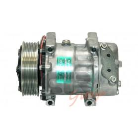 1201349 - COMPR. SANDEN SD7H15 SCANIA PV8 123mm 24v