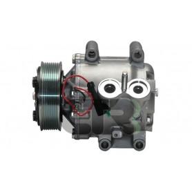 1201500 - COMPR. SANDEN TRSA12 FLANGIA PV8 119mm 24v