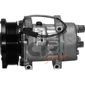 1201509 - COMPR. SANDEN SD7H15 AGCO-CATERPILLAR-CLAAS PV8 1