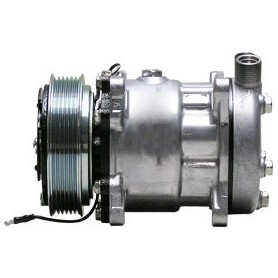 1201528 - COMPR. SANDEN SD5H11 O.RING VERT. PV6 123mm 12v