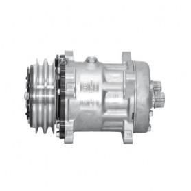 1201548 - COMPR. SANDEN SD7H15 ROTALOCK ORIZZ. 2A 125mm 12v