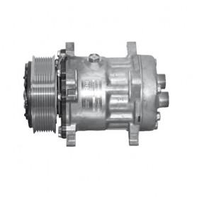 1201553 - COMPR. SANDEN SD7H15 ROTALOCK ORIZZ. PV8 120mm 12v
