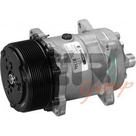 1201580 - COMPR. SANDEN SD5H14 ROTALOCK ORIZZ. PV10 125mm 12