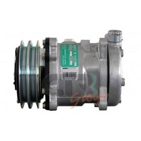 1201581 - COMPR. SANDEN SD5H11 ROTALOCK VERT. 2A 125mm 12v
