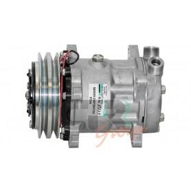 1201608 - COMPR. SANDEN SD7H15 CASE IH-FIAT AGRI-FORD-NEW H