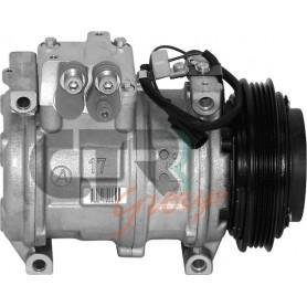 1201614 - COMPR. DENSO 10PA17C IVECO PV4 126mm 12v