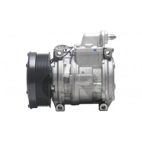 1201619 - COMPR. DENSO 10PA15C CLAAS-MERCEDES PV8 130mm 12v