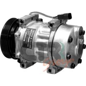 1201661 - COMPR. SANDEN SD7H15 RENAULT TRUCKS PV5 120mm 24v