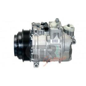 1201714 - COMPR. DENSO 7SBU16C MERCEDES PV6 125mm 12v
