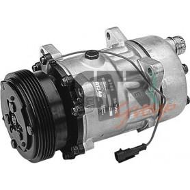 1201808 - COMPR. SANDEN SD7H15 FIAT PV5 120mm 12v