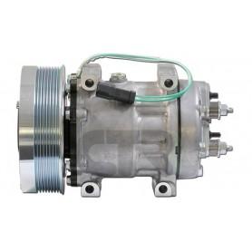 1201833 - COMPR. SANDEN SD7H15 CATERPILLAR PV8 153mm 24v
