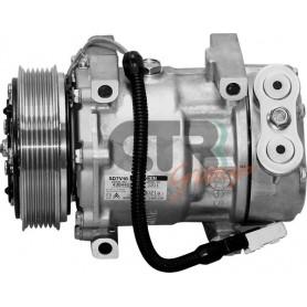 1201854 - COMPR. SANDEN SD7V16 CITROEN-PEUGEOT PV6 120mm 12