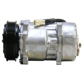 1201860X - COMPR. EQUIVAL. 7V16 FIAT-LANCIA-PSA PV6 120mm 12v