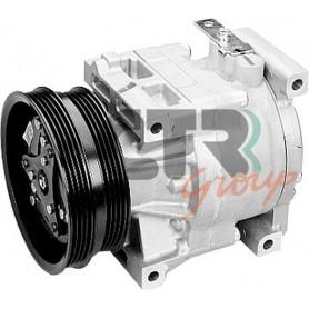 1201890 - COMPR. DENSO SC08C FIAT PV4 130mm 12v DCP09007