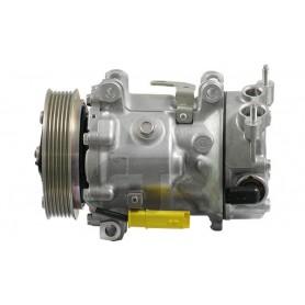 1201892 - COMPR. SANDEN SD7C16 CITROEN-PEUGEOT PV6 119mm 12