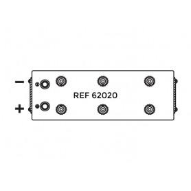 62020 - BATERIA 12V.140/850 +DCH.510X175X225
