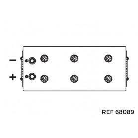 68089 - BATERIA 12V.180/1150AH +DCH.513X223X223