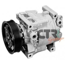 1201895 - COMPR. DENSO SCS08C ALFA ROMEO-FIAT PV6 120mm 12v