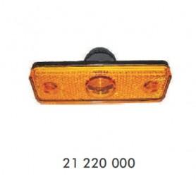 A212200004 - TULIPA LED PILOTO LATERAL AMBAR ASPOCK
