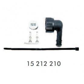 A152122104 - KIT CONECTOR CURVO FLATPOINT LED