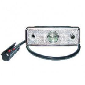 A316604097 - POSICION BLANCA / REFLECTANTE LED 1.5m P&R