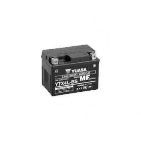 YTX4L-BS- BAT.MOTO 3Ah/50CCA (114x71x86 mm)