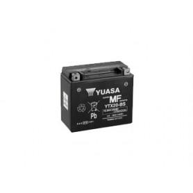 YTX20-BS- BAT.MOTO 18Ah/270CCA (175x87x155 mm)