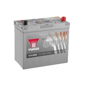YBX5053 12V 48Ah 430A Yuasa Silver High Performance