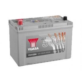 YBX5334 12V 95Ah 830A Yuasa Silver High Performance
