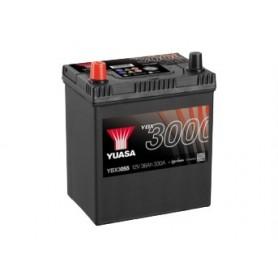 YBX3055 12V 36Ah 330A Yuasa SMF