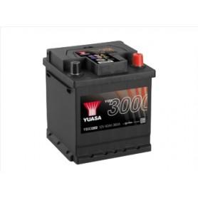 YBX3202 12V 40Ah 360A Yuasa SMF