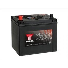 YBX3014 12V 60Ah 450A Yuasa SMF