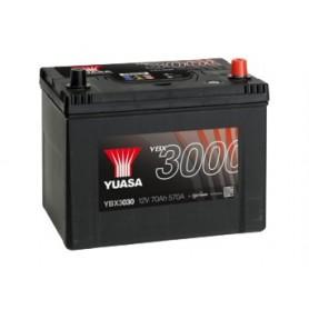 YBX3030 12V 70Ah 570A Yuasa SMF