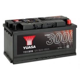 YBX3019 12V 95Ah 850A Yuasa SMF