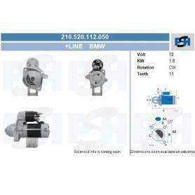 63193001+ - BMW 1.8 kw