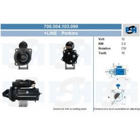 63280041+ - Perkins 3.0 kw