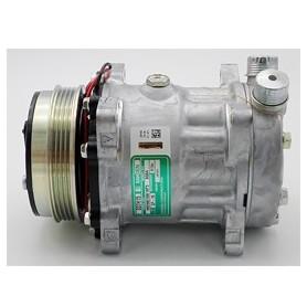 1201396 - COMPR. SANDEN SD7H15 IVECO PV4 112mm 12v