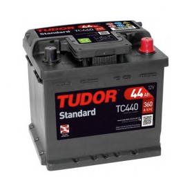 TC440 - BATERIA TUDOR 44AH 360CCA +D 12V