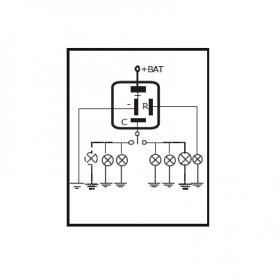 ITXS412 - Intermitencia con remolque