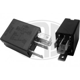 MRIS1220 02290 - Relé Micro Relé 12V 20/10A (87a) con Resistencia