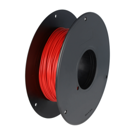 05RJ - CABLE 1 MM ROJO 100 M