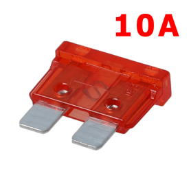 0340100 - FUSIBLE STANDARD 10 A