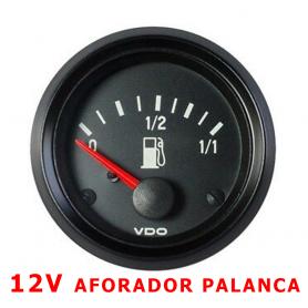 301-030-001G - INDICADOR NIVEL PALANCA 12V.INTERNAC. 52MM