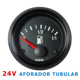 301-040-002G - INDICADOR NIVEL TUBULAR 24V.INTERNAC.