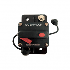 FST150 - DISYUNTOR MANUAL CON INTERRUPTOR 150A (MAX. 42VDC)