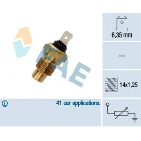 FAE 31280 - TERMO-RESISTENCIA 14X1.25
